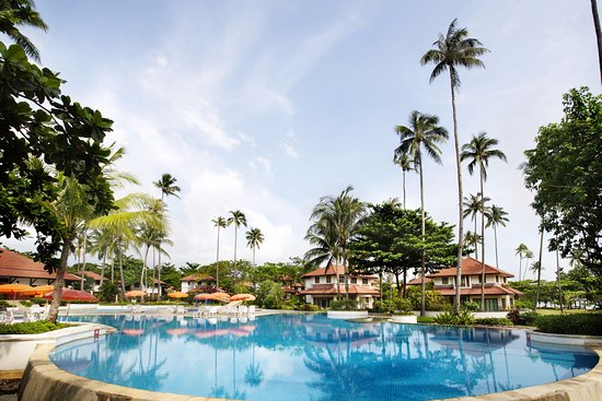 Nirwana Gardens - Banyu Biru Villas: Banyu Biru Villa Swimming Pool