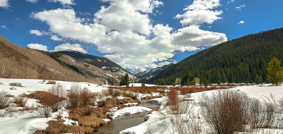 Eagle, CO: River 2