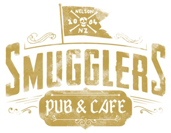 Smugglers Pub and Cafe: Logo