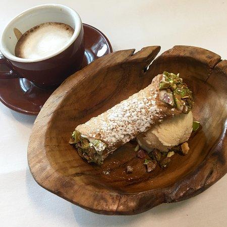 Gattopardo Ristorante Di Mare: Dessert of the day