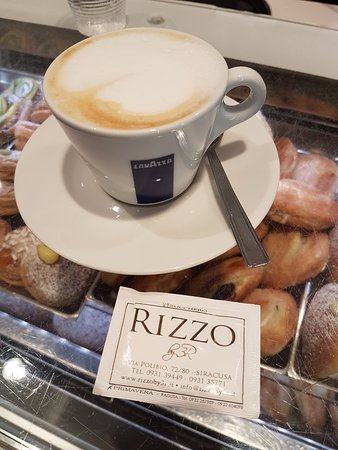 Province of Syracuse, Italy: Cappuccino