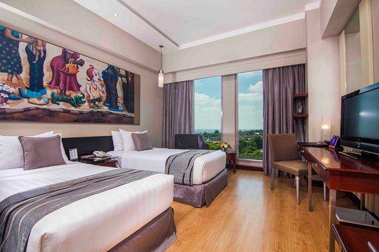 Hotel Grand Candi Semarang: Deluxe Twin