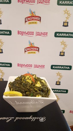 Karratha, Australia: Spinach n Cottage cheese