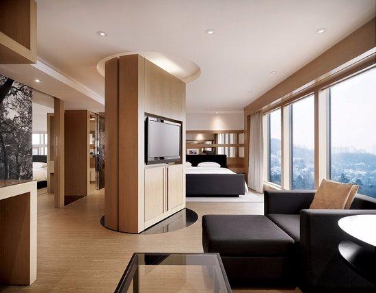 Grand Hyatt Seoul: Grand Suite King_day