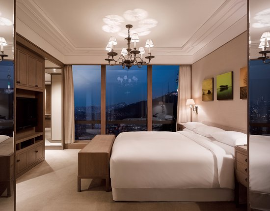 Grand Hyatt Seoul: Executive Suite_Bedroom