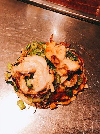 Hiroki: Okonomiyaki