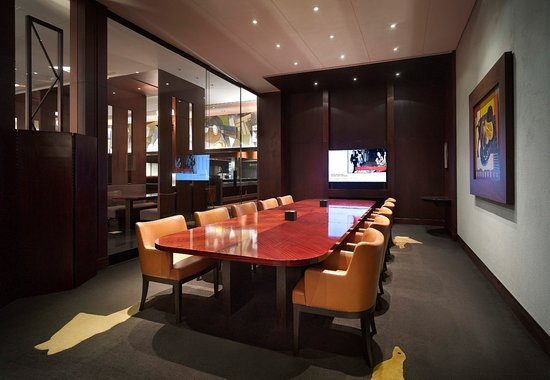 Grand Hyatt Seoul: Grand Club Lounge_Meeting Room