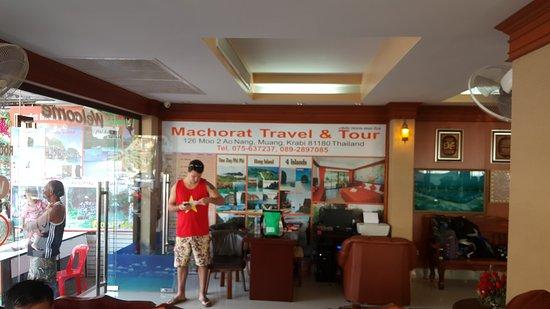Machorat Aonang Resort Photo