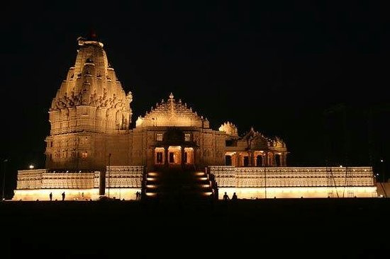 Jetpur, Ινδία: Shree Khodaldham Temple , inauguration