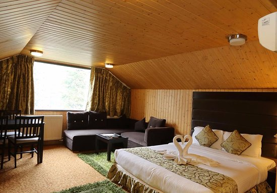 Interior - Picture of Hotel Pine Spring, Gulmarg - Tripadvisor