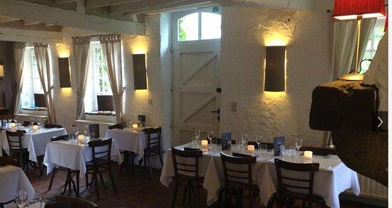 Bonlez, Belgien: Salle du restaurant