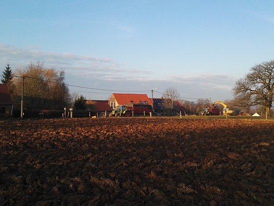 Ellezelles, Bélgica: Gite L'Archipel