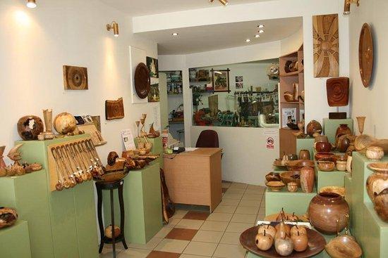 Nikos Siragas Wood Art