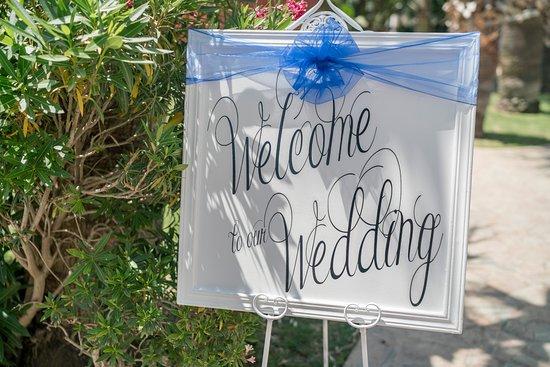 Atlantica Aeneas Hotel: Wedding