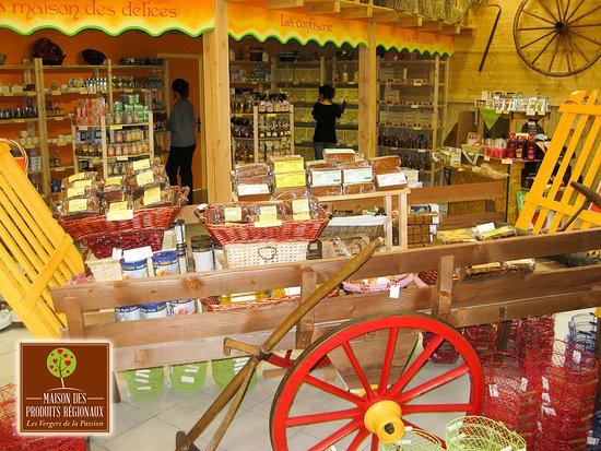 Maison des Produits Régionaux-Les Vergers de la Passion