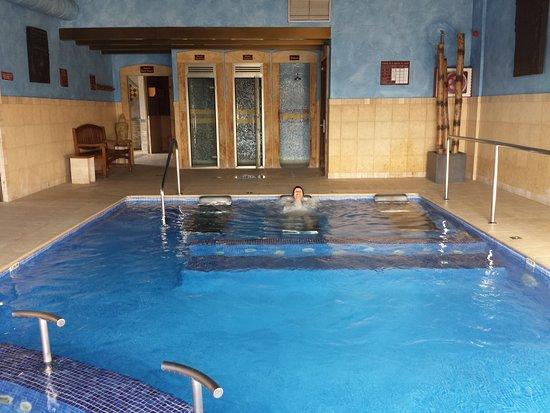 Salles Hotel Mas Tapiolas: SPA