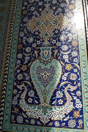 Mausoleo di Fatima el Masuma: alles besens restauriert