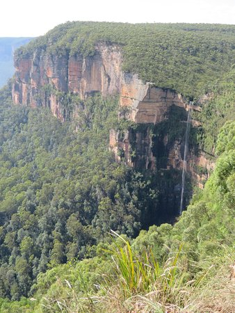 Blackheath, Αυστραλία: Sheer Drop