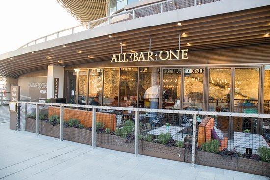 All Bar One West Quay Southampton Restaurant Reviews Phone Number Photos Tripadvisor