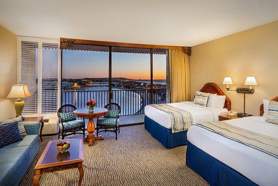Catamaran Resort Hotel and Spa: Bay View Studio Queen