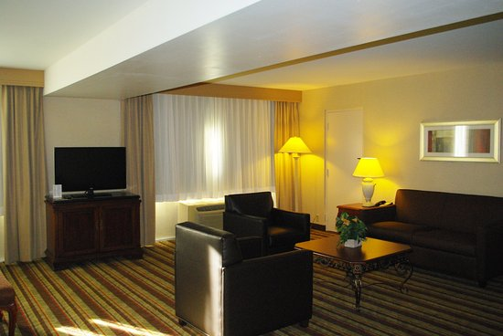 Holiday Inn Buena Park Hotel & Conference  Center: Living area in the junior suite - ask about an upgrade today