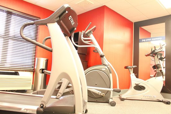 Hampton Inn & Suites Hoffman Estates: Fitness Center