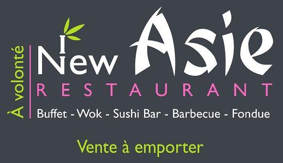 Puilboreau, Francia: Buffet, Wok, Sushi bar, Barbecue, Fondue
