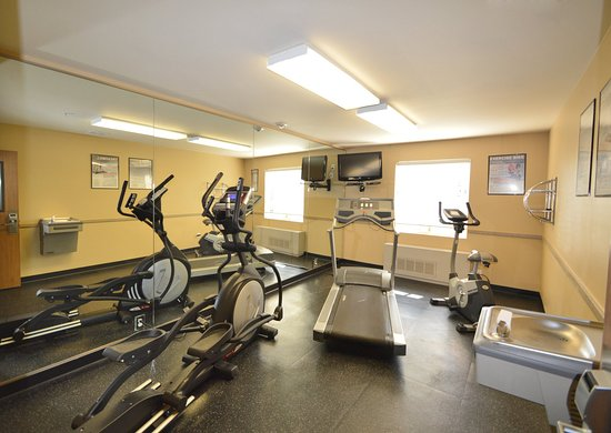 Extended Stay America - Anchorage - Midtown: On-Site Fitness Facility