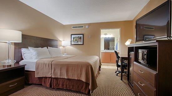 Sedalia, MO : Guest Room