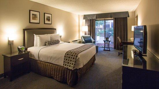 Concord, CA: Queen Bed Guest Room