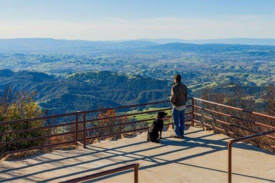 Конкорд, Калифорния: Mt. Diablo Observation Deck