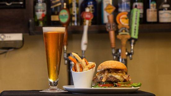 Concord, CA: Burger & Beer