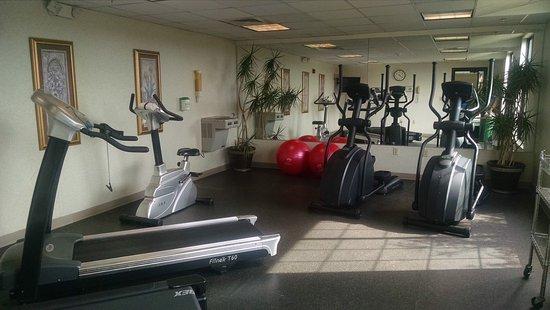 Woonsocket, RI: Fitness Center