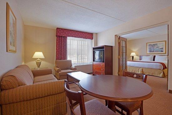 วูนซอกเกต, โรดไอแลนด์: Executive 2 Room Suite