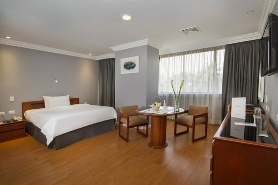 Deluxe Double Room at  Unipark Hotel Guayaquil