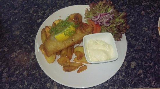 Tidaholm, Suecia: Frippes Fish 'n Chips