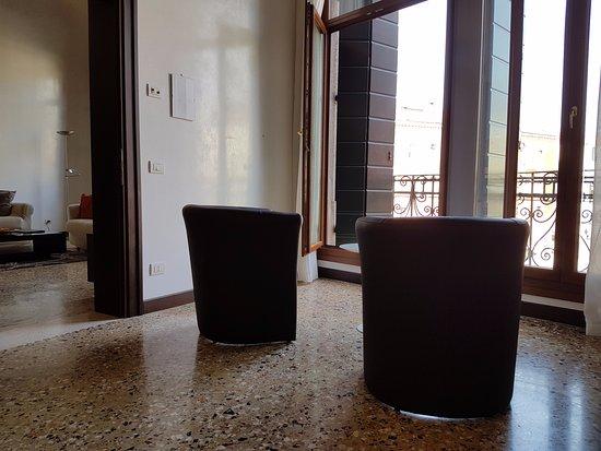 Ca' Sant'Angelo: Camera da letto appartamento numero 3