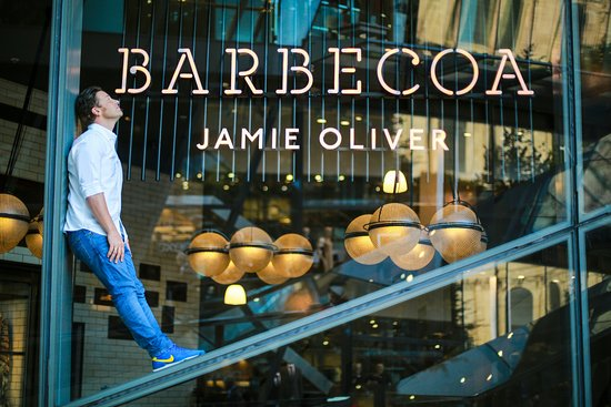 Photo of American Restaurant Barbecoa at 20 New Change Passage, London EC4M 9AG, United Kingdom