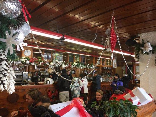Borgata Sestriere, Italia: Bar Scuola 02.2017