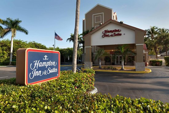 Hampton Inn & Suites Ft. Lauderdale Airport/South Cruise Port: Exterior Day