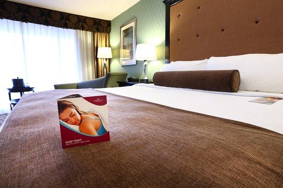 Crowne Plaza Oklahoma City: King Bed Premium Tower