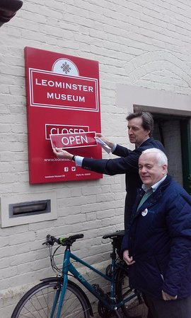 Leominster, UK: Opening of 2015 Museum season