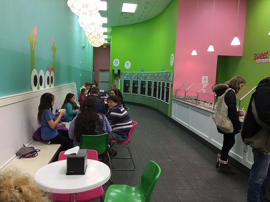Sweet Frog Cicero - length of store
