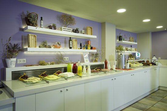 Hotel Alianthos Garden: Greek Breakfast