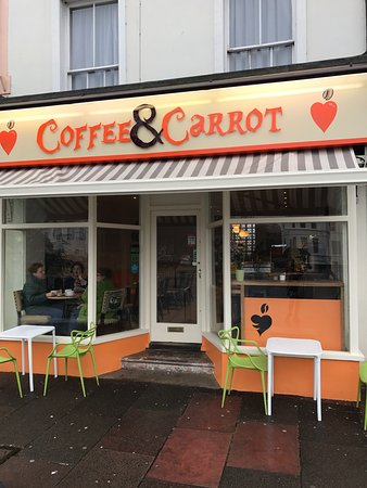 Coffee & Carrot