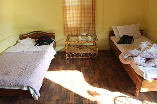 Manas National Park, India: Cottage Room