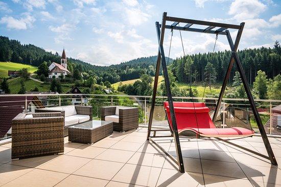 Wolfach - St. Roman, Allemagne : Panoramaterrasse