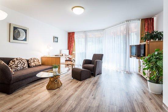 """Wolfach - St. Roman, Allemagne : Suite im Haus """"Sonnenbühl"""""""