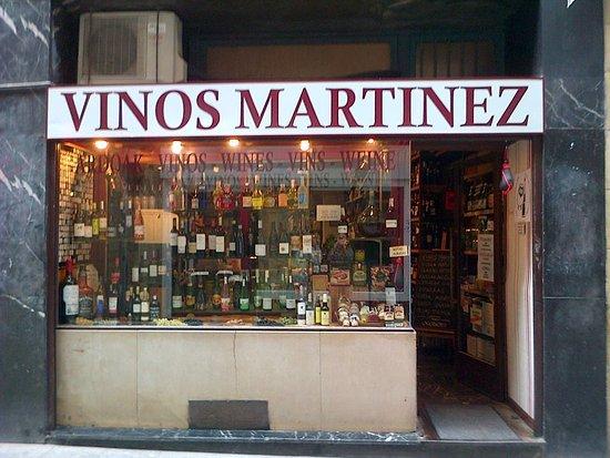 Vinos Martinez