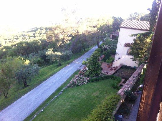 Villa di Monte Solare Photo
